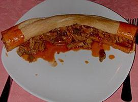 U'Morzeddhu, piatto tipico della tradizione calabrese